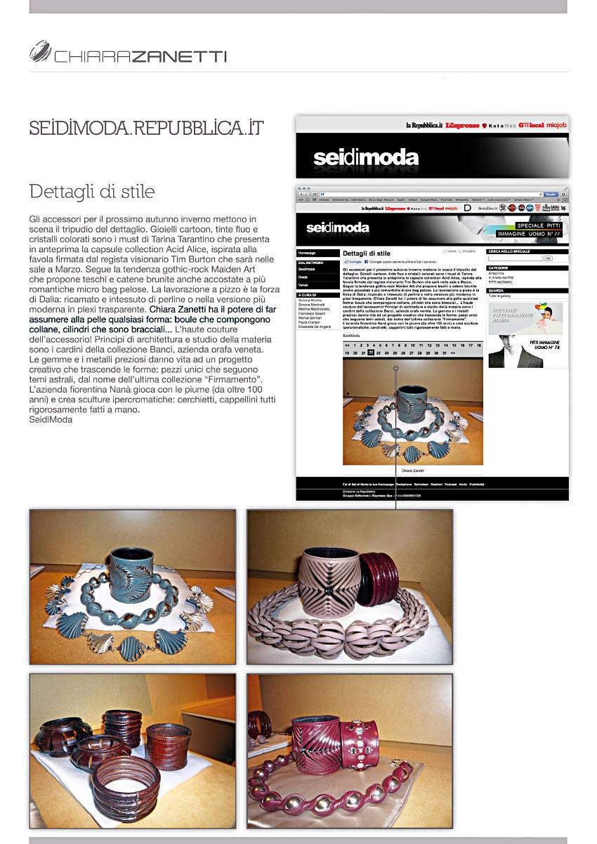18-2010-2011 SEIDIMODA - Autunno inverno