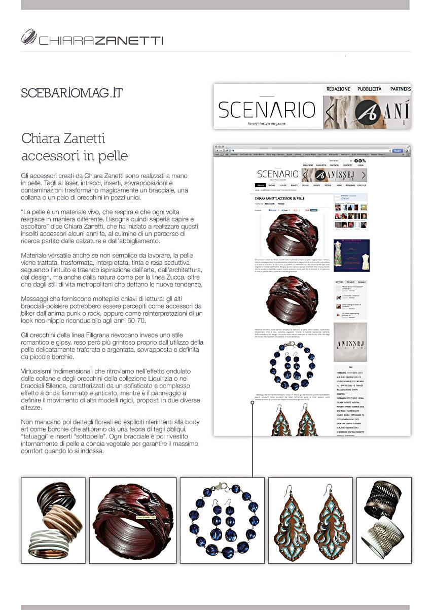 24-2012 SCENARIOMAG.IT - Marzo