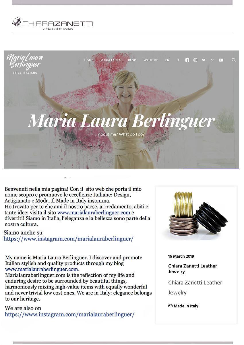 51- Maria Laura berlinguer-18 Marzo 2019